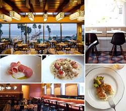 Manhattan beach dining